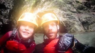 Canyoning im Valle di Ledro