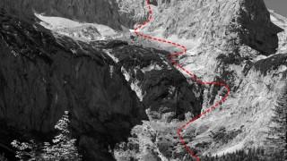 Zugspitze / Höllental Anstieg
