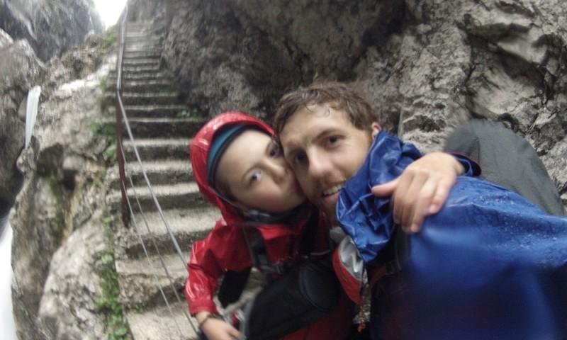 Regen im Höllental / Tag 4