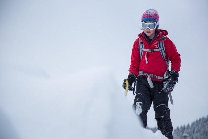 Schneeschuh Wanderung SPitzingsee