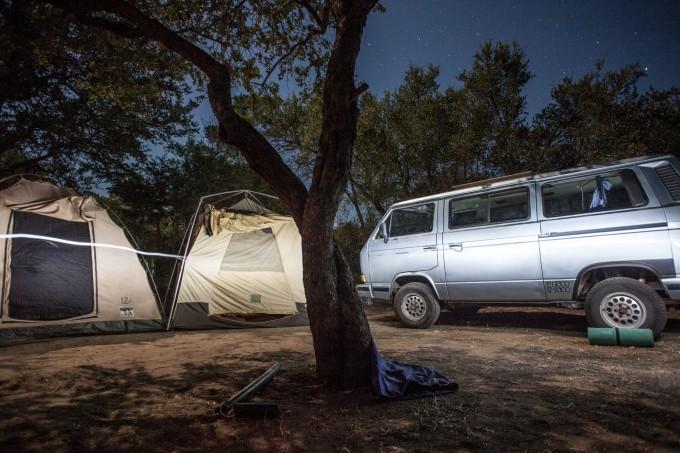 Bushcamp im Kruger Park