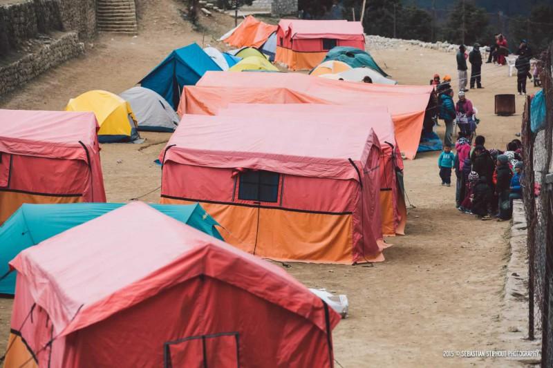 Erdbeben in Nepal – Die ersten Tage